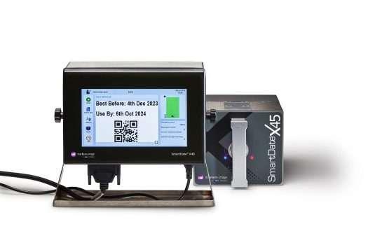 Impressora Markem-Imaje SmartDate X45