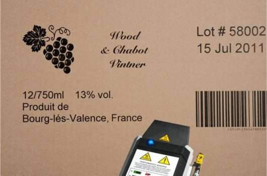 Tintas Markem-Imaje Touch Dry® Holt Melt | Piezo