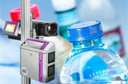 Impressora Laser Markem-Imaje | Série SmartLase C150/350